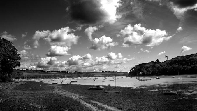 Helford estuary - Cornwall